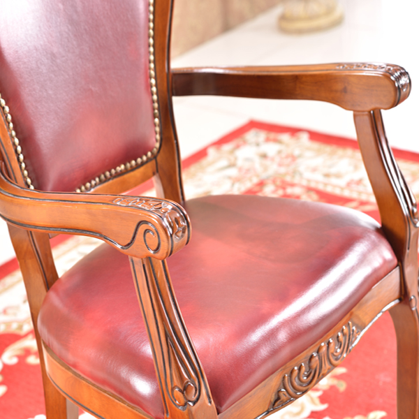leather chairs vintage nest tea table