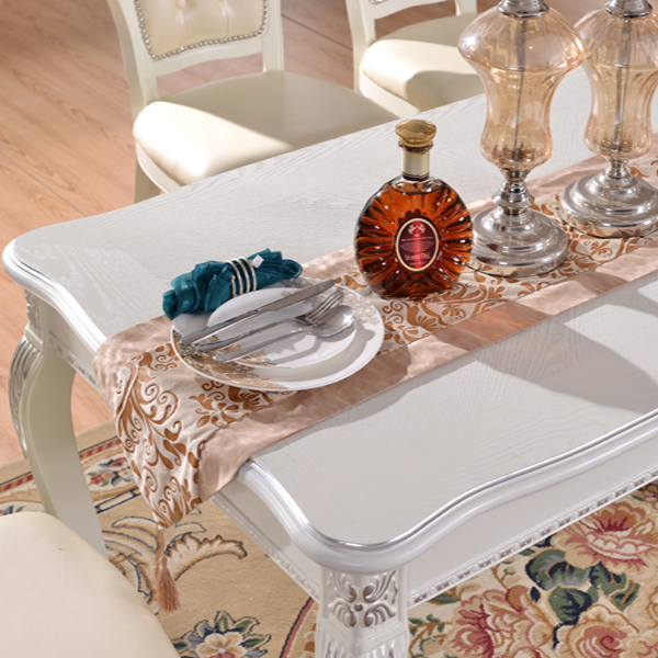 modern upscale dining room table set