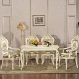 Eating table and chair living room furniture